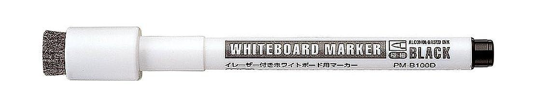 天のびん致死三菱鉛筆 ホワイトボードマーカー お知らセンサー 中字 丸芯 緑 5本 PWB1204M