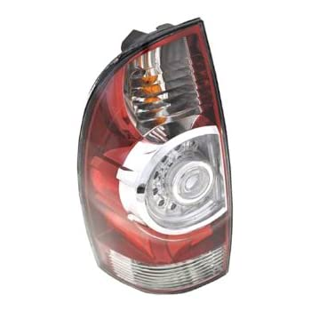 Toyota Tacoma Driver Side Replacement Tail Light