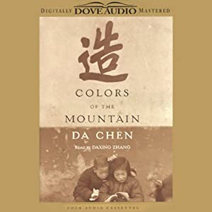 Colors of the Mountain Audiobook