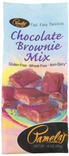 Pamela's Products, Chocolate Brownie Mix, 16 oz