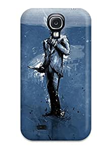 For Galaxy S4 Premium Tpu Case Cover Team Fortress 2 Protective Case