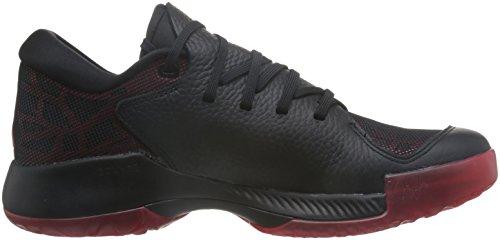 Baloncesto de E Adidas Escarl Zapatillas Escarl Rojo Negbas Adulto B Harden Unisex wHXqq47n