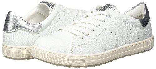white Marco Mujer Para Blanco 112 Str Tozzi 23609 comb Zapatillas AxrqwFrYZI