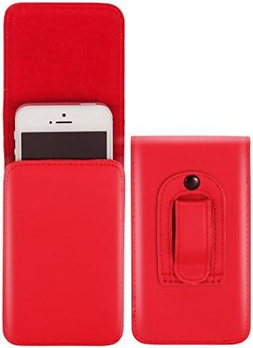 Motorola Moto E Dual SIM Estuche vertical de cinturón: Amazon.es: Electrónica