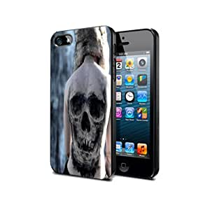 Skull ghost design cool SK05 Pvc Case Cover Protection For Ipod touch 5 @boonboonmart