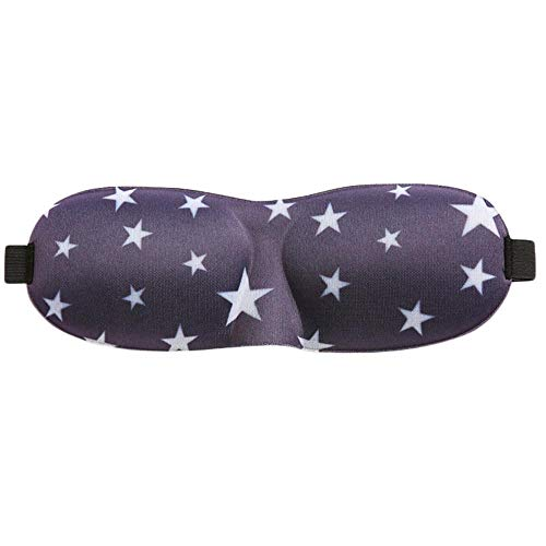 DHmart Sponge Eyeshade Sleeping Eye Mask Cover Eyepatch Blindfolds Shield Sleep Goggles Slow Rebound Earplug For Flight Travel Office