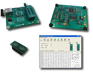 Programmiergerät Programmer USB für Flash / EEPROM incl  Software