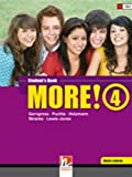 MORE! 4 Basic Course Student's Book: Sbnr. 145518