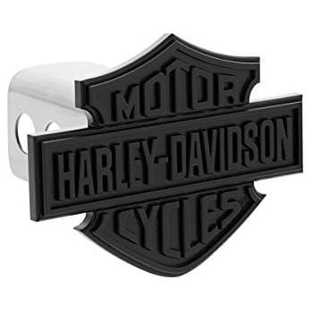 Amazon Com Harley Davidson Hitch Cover Brake Light