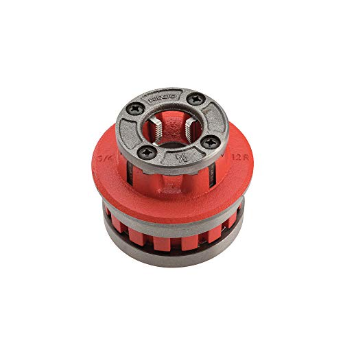 Ridgid 37485 Hand Threader Die Head for Model Number- 12R, High Speed, Right Hand, 3/4-Inch