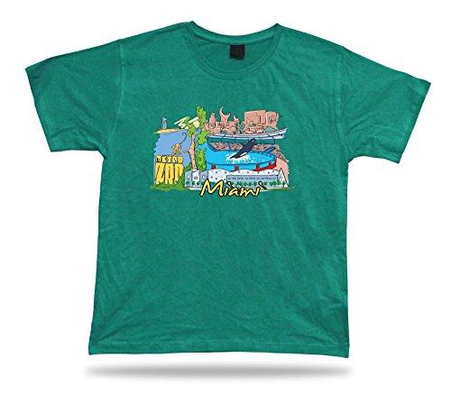 Miami Seaquarium Coral Castle Jungle Island Lincoln Road Dolphin Mall Tshirt - Dolphin Miami Mall