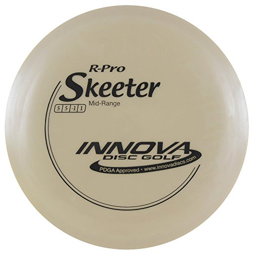 INNOVA R-Pro Skeeter Mid-Range Golf Disc [Colors May Vary] - 165-169g ()