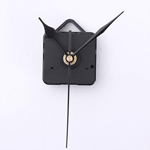 Black Hands Diy Quartz Clock Silent Movement Kit