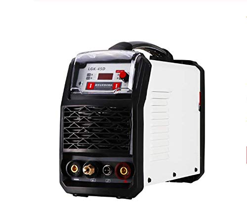 SISHUINIANHUA Smart Portable Single Phase Plasma Cutter with Cut/MMA 2 in 1 CUT-45DL Intelligent Plasma Cutting Machine