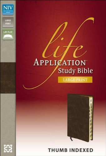 Niv Life Application Study