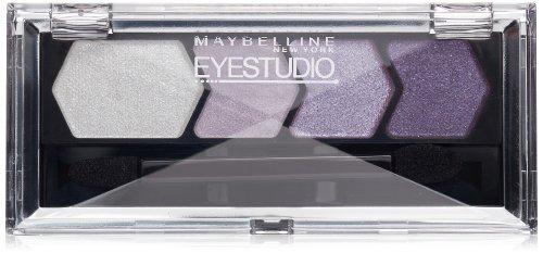 Maybelline New York Eye Studio Color Plush Silk Eyeshadow, Purple Icon 30, 0.09 Ounce