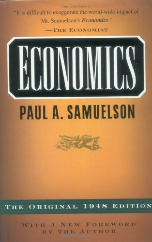 economics-the-original-1948-edition