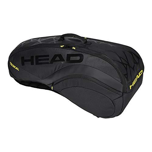 HEAD Radical LTD 6 Pack Combi Tennis (Best Tennis Bags Heads)
