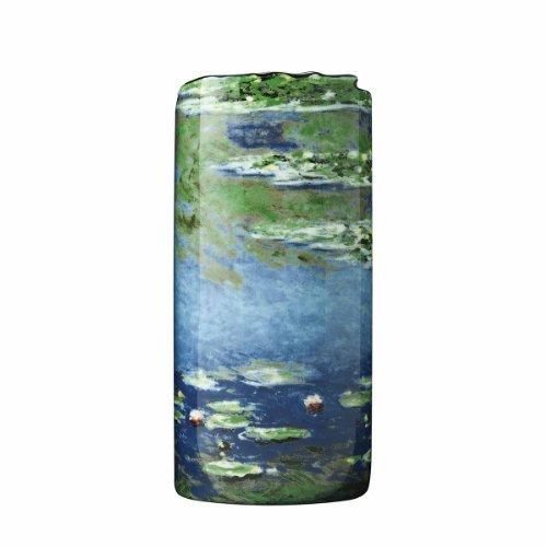 John Beswick 20 x 9 cm Monet Water Lilies Silhouette d'art Vase, Multi-Colour by John -
