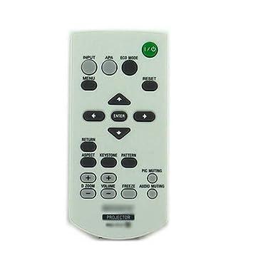 Mando a distancia Universal para Sony VPL-CX21 VPL-CX61 VPL-FW41 ...