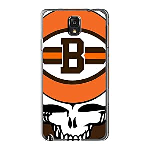 New Premium IZq2093xzQX Case Cover For Sumsang Galaxy Note 3/ Cleveland Browns Protective Case Cover