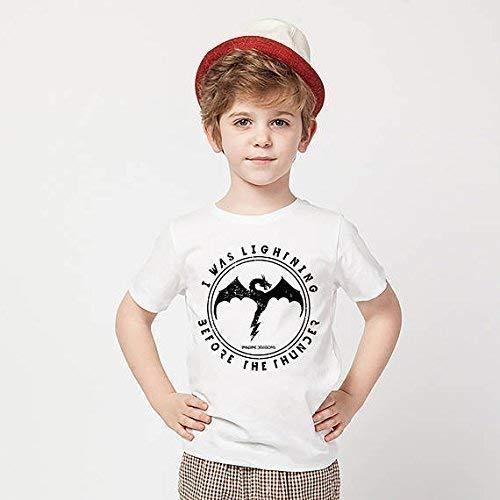 - Imagine Dragons Kids T-Shirt - Imagine Dragons TShirt - Imagine Dragons Kids Tee Shirt - Thunder Lyrics - Imagine Dragons Youth Shirt - Childrens Tee Shirt