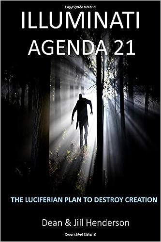 Kniha Illuminati Agenda 21