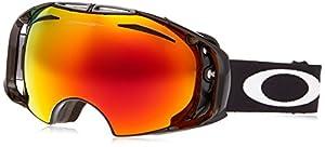 oakley ski goggles airbrake  Airbrake Jet Black Goggle: Amazon.co.uk: Sports \u0026 Outdoors
