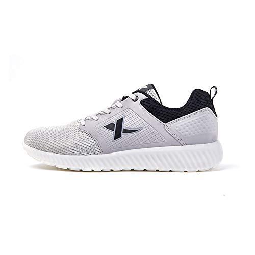 Respirant uk6 Ff De Sport Net En Hommes D'été Size couleur Gris Surface Chaussures cn39 Eu39 Course Pour ZZrqxvg