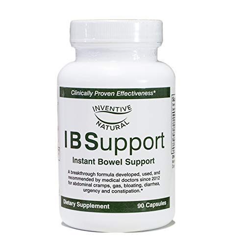 - IBSupport: the IBS Breakthrough Formula for Relief and Support of Irritable Bowel Syndrome, 90 Capsules
