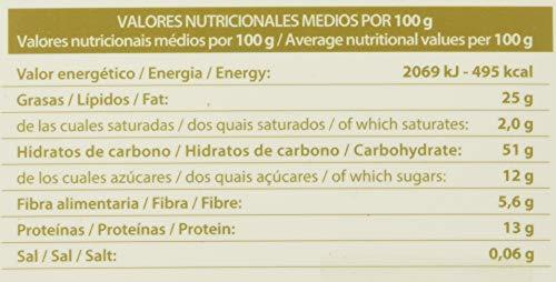 Turrón quinoa real clásico, vegano, sin gluten - Quinua real - 200 gr.: Amazon.es: Alimentación y bebidas