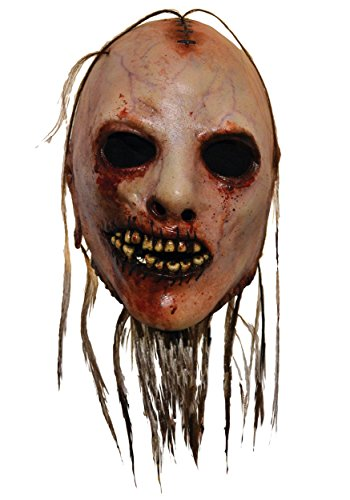 Trick or Treat Studios Men's American Horror Story-Bloody Face Mask, Multi, One Size -