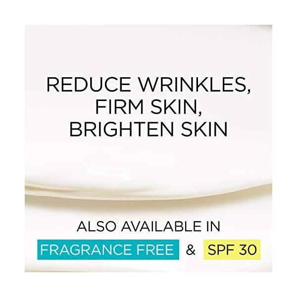 L'Oreal Paris Skincare Revitalift Triple Power Fragrance-Free Face Moisturizer with Pro Retinol, Hyaluronic Acid…