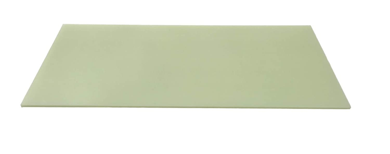 1, 0 mm FR4 GFK Platte Glashartgewebe grü n Format ca. 520 x 260 mm Masterplatex