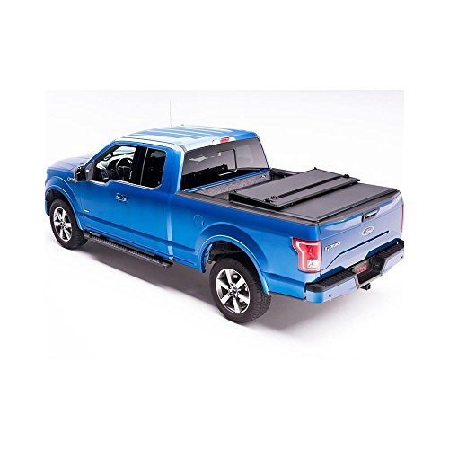 Extang Encore Soft Folding Truck Bed Tonneau Cover | 62590 | fits Honda Ridgeline 2017-18, no BOLT - incl. 2 keys -
