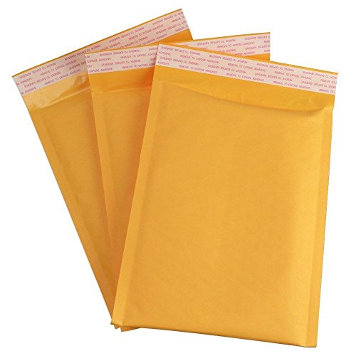 "New 14.5"" X 19"" (14 1/2 x 19) #7 Kraft Bubble Mailers Padded Shipping Envelopes 10 Pack hot sale"