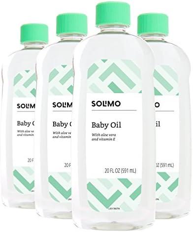 Amazon Brand Solimo Vitamin Ounces