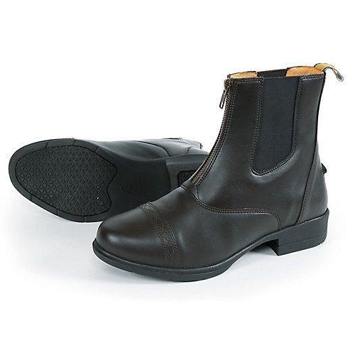Shires, Moretta Clio Adult Paddock Boots Black 11
