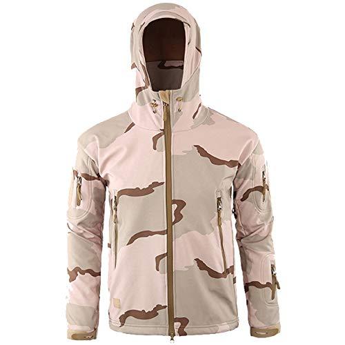 (Military Ba Men's Ua Storm Scent Control Barrier Jacket-3 Colors Desert 2XL)