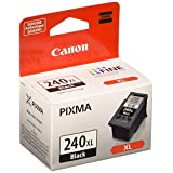 Genuine Canon PG-240XL HIGH Yield Ink Cartridge, Black