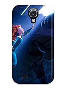 Excellent Design Brave 51 Case Cover For Galaxy S4