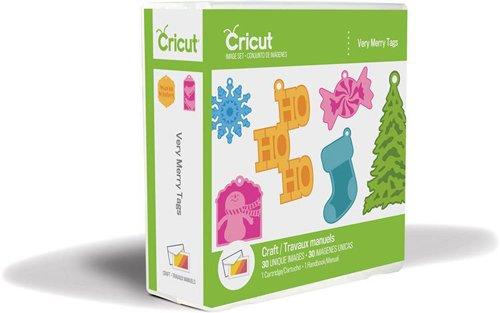 Cricut Very Merry Tags Seasonal