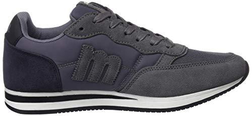 Suede Gris C25380 Sneakers 84086 Grau Herren MTNG wxSpqnA6I6