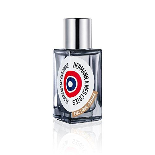 Etat Libre d'Orange Eau de Parfum Spray, Hermann A Mes Cotes Me Paraissait Une Ombre, 3.38 fl. oz. (3.38 Ounce Edt)