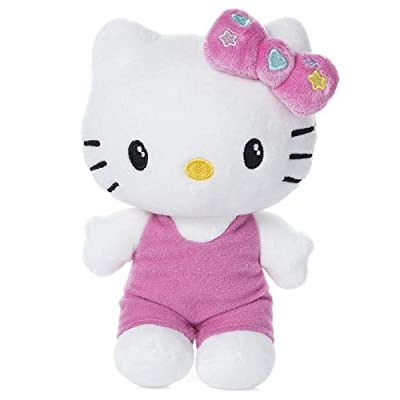 "GUND Hello Kitty Pink Outfit, 6"": Toys & Games"
