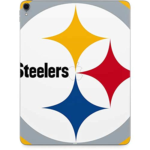 4807bf44 Skinit Pittsburgh Steelers Large Logo iPad Pro 12.9in (2018) Skin -  Officially Licensed