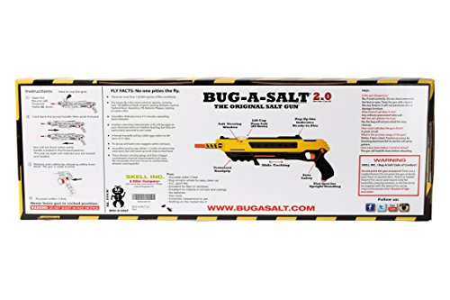 Bug-A-Salt 2.0 Insect Eradication Gun