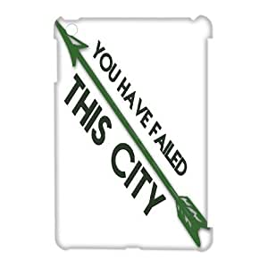 LSQDIY(R) You Have Failed This City iPad Mini 3D Plastic Case, Personalised iPad Mini 3D Case You Have Failed This City