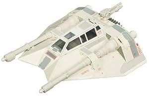 Hasbro Star Wars Naves Snow Speeder - Nave espacial de juguete de La Guerra de las Galaxias