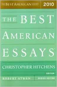 christopher hitchens essays amazon